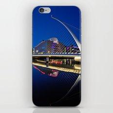Dublin Dockland's iPhone & iPod Skin