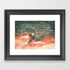 our next home Framed Art Print