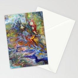 Chromatc Spring Stationery Cards
