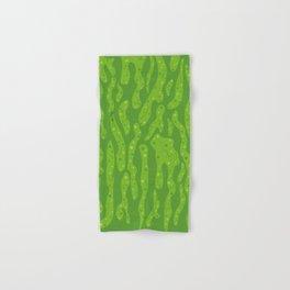 Splattered Slime Hand & Bath Towel