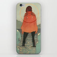 Spirits of the Lake iPhone & iPod Skin