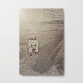Skafis Metal Print