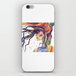 Windblown iPhone Skin