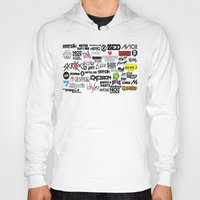 edm Hoodies featuring Edm favourites by Antekswerve