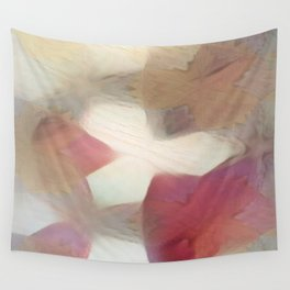 Pallid Easter Egg Pattern Wall Tapestry