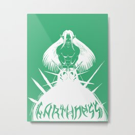 Cycles of Emeria - Larthness Metal Print