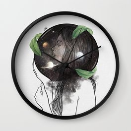 Inspiration soul. Wall Clock