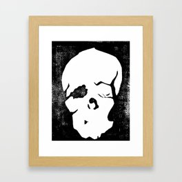 xskullx Framed Art Print