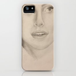 Lady G - By Diana Guerrero iPhone Case