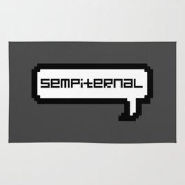 Sempiternal - Grey Rug