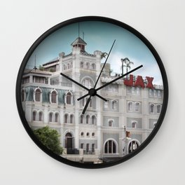 NOLA's Home of Jax Beer Wall Clock