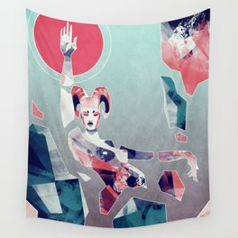 Magical Transformation Wall Tapestry