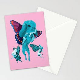 Butterbunnies Stationery Cards