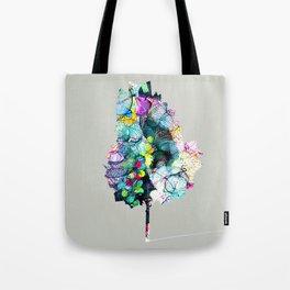 Fantasy Tree 18 by Leslie Harlow Tote Bag