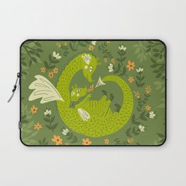 Mama and Baby Dragon Laptop Sleeve