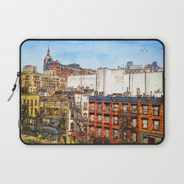 22nd & 8th, NYC Laptop Sleeve