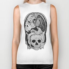 Gross Anatomy Biker Tank