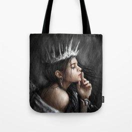 Queen of Secrets Tote Bag