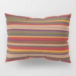 Fourth Doctor Scarf Pillow Sham