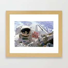 For Sale Framed Art Print