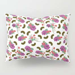 Girl With A Book Pillow Sham