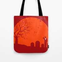 solid Tote Bags featuring Solid by franz