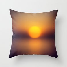 BOKEH 4 Throw Pillow