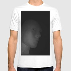 hr Mens Fitted Tee White SMALL