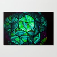 third eye Canvas Prints featuring Third Eye by Lotus Effects