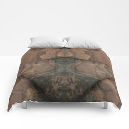 MOTHER EARTH Comforters