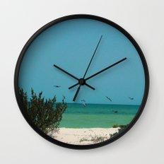 Beauty of The Gulf Wall Clock
