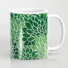 Floral Abstract 23 Mug