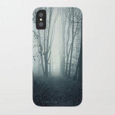 tree iPhone X Slim Case
