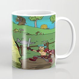 Save a Murloc Coffee Mug