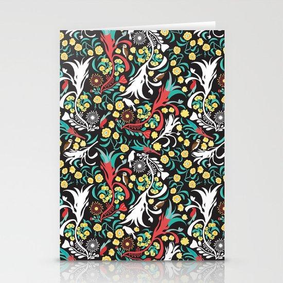 Kookaburra Camouflage Stationery Cards