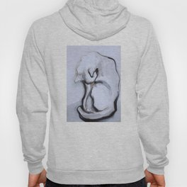 Cat Bath Painting Hoody