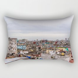 Ciudad de La Habana Rectangular Pillow