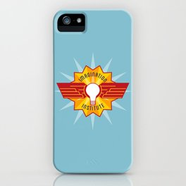 Imagination Institute iPhone Case