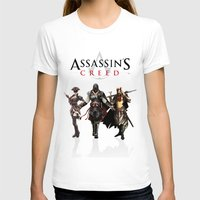assassins creed T-shirts featuring Assassins Creed Attack by bivisual