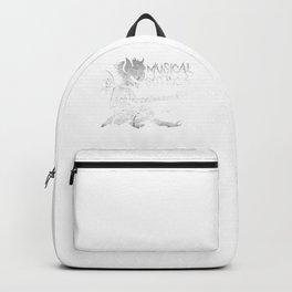 Musical Gothics Demon Backpack