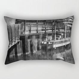 Leeland Michigan Deck Rectangular Pillow