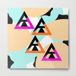 Géometric 01 Metal Print