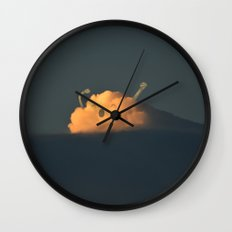 Bed Time Wall Clock