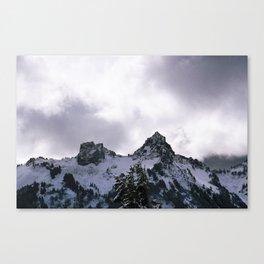 CONTRAST Canvas Print