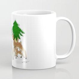 Winter herd Coffee Mug
