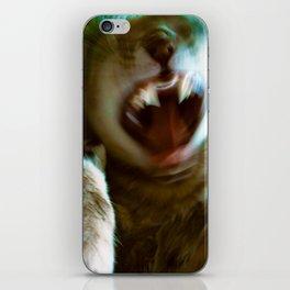 chaos iPhone Skin