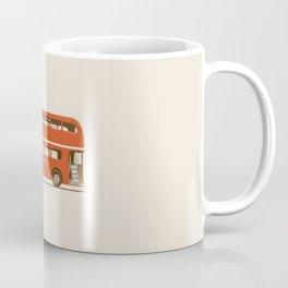 Double-Decker London Bus Coffee Mug