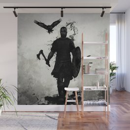 To Valhalla Wall Mural