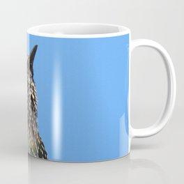 Starling Portrait Coffee Mug