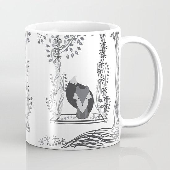 Jungle Fox Coffee Mug
